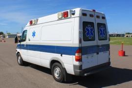 Dodge Sprinter (ambulance)