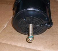 Энергоаккумулятор заднього гальмівного супорта MAN L2000, MAN LE
