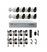 High quality CCTV kit Green Vision