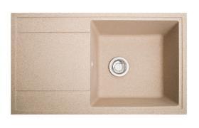 Кухонна мийка Тотал пісок з каменю
