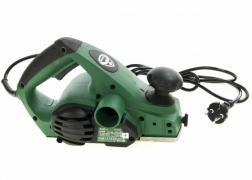 L11-400003, Электрорубанок Status PL 82-2, зеленый-разноцветный