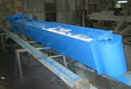Ланцюгової скребковий транспортер, ланцюговий конвеєр