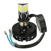 led lamp for motorcycle scooter, High 18W, Low 12W