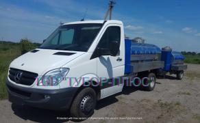Proizvodstvo ribovzov, water locomotives, milk trucks