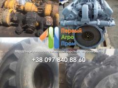 Разборка тракторов Кировец Запчасти К-700, К-701