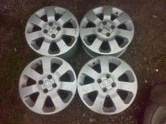 Sell the original alloy wheels OPEL R14 4*100