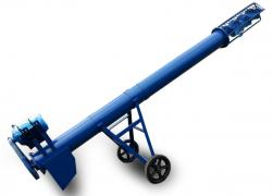 Smoothwater auger mobile auger, loader grain