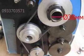 Токарно-внторозний станок WM210V