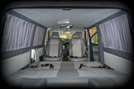 Тюнінг Внутрішній Переобладнання обшивка салону мерседес вито Віано Mercedes Vit